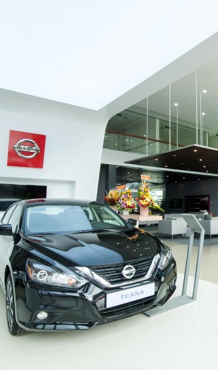 Showroom Nissan Quy Nhơn